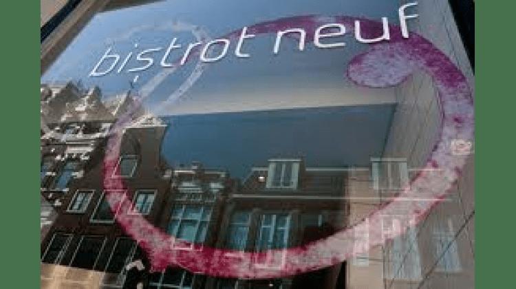 Bistro Neuf Amsterdam Haarlemmerstraat