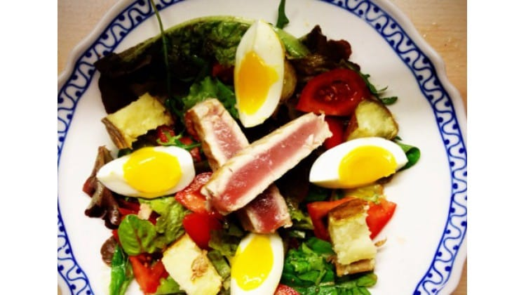 Salade Niçoise The Lion Kitchen