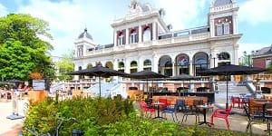 Restaurant Vondelpark 3 Amsterdam