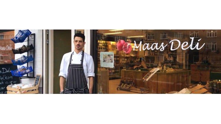Maas Deli op de Maasstraat