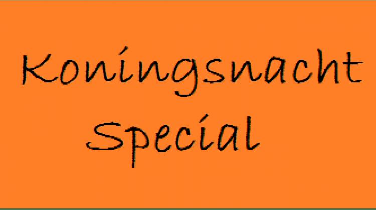 Koningsnacht special