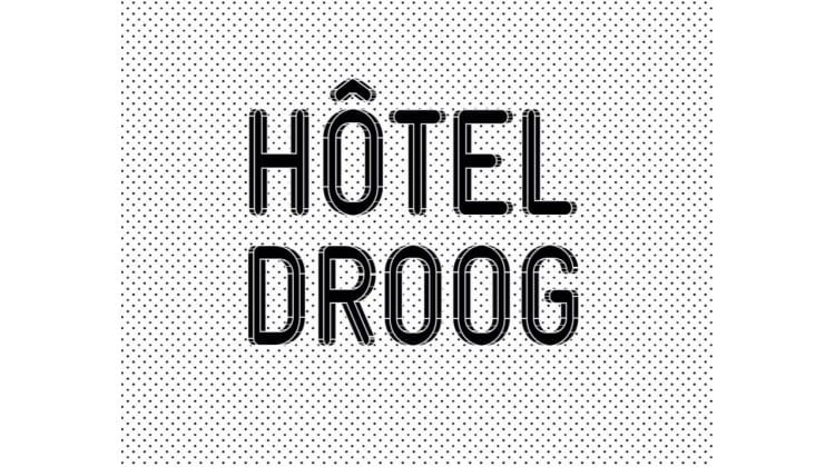 Hotel Droog - roomservice