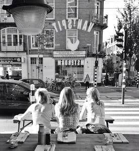Restaurant Van t Spit Amsterdam West