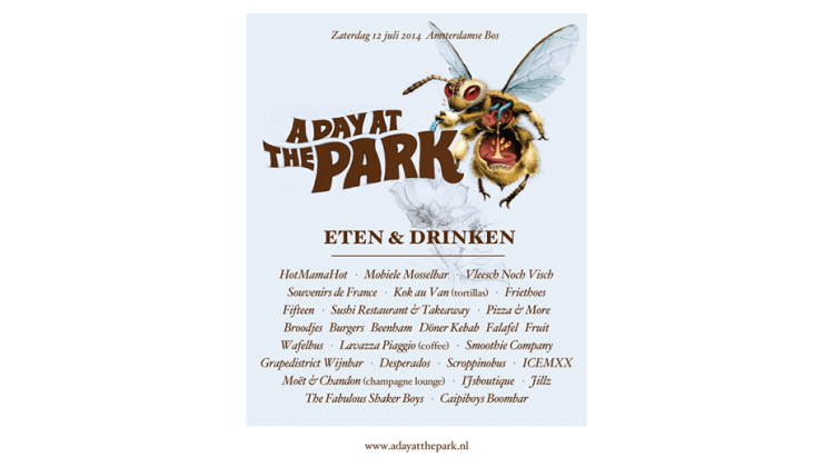 Day at the Park eten en drinken