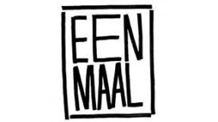 Eenmaal pop-up restaurant in Desinghotspot Lensvelt HUB op de Herengracht.