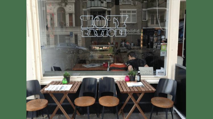 Goddelijke ravioli van Holy Ravioli op de Jan Pieter Heijestraat