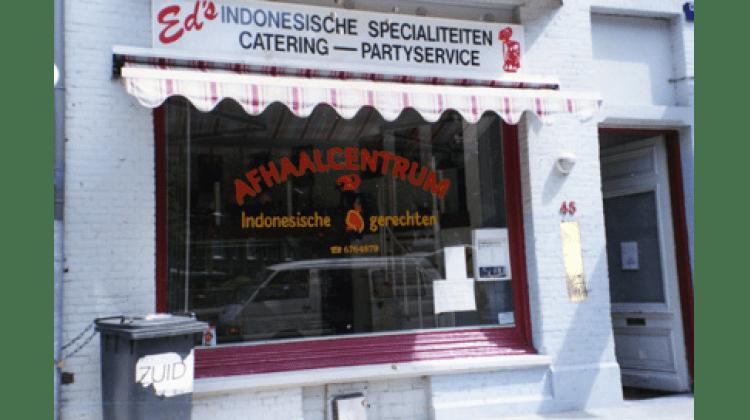 Ed's afhaal indonees Amsterdam Oud Zuid en Oost