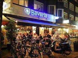 Vliegertje Amsterdam