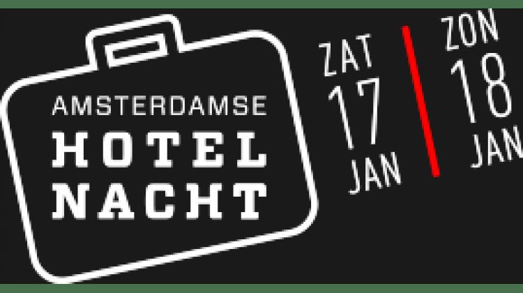 Amsterdamse hotelnacht