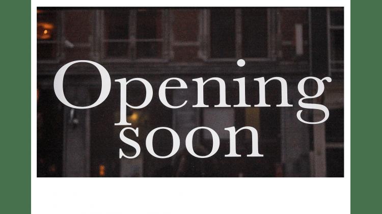 Opening Soon Hummbar