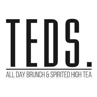 Opening Soon Teds all day Brunch & Spirited High Tea