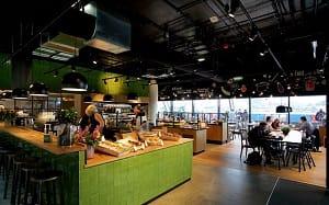 Restaurant Exki Amsterdam Centraal