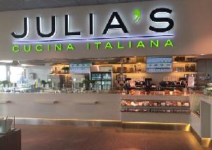 Restaurant Julias Amsterdam Centraal