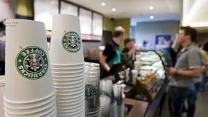 Starbucks Amsterdam Centraal