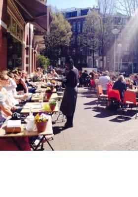 Restaurant Bosco Amsterdam West