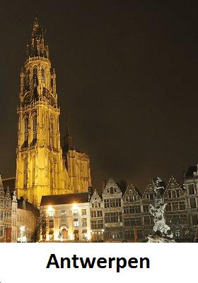 Antwerpen Restaurants Tips en meer