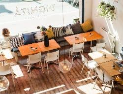 Restaurant Dignita op de Koniginneweg in Amsterdam Zuid