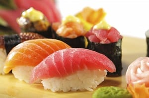 Sushi Amsterdam Genroku