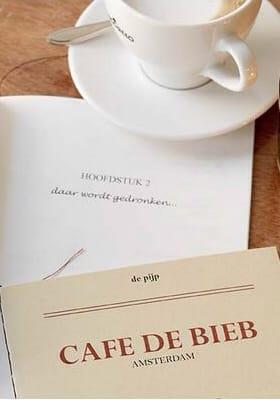 Cafe de Bieb Amsterdam de Pijp