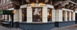 Italiaans Restaurant Americano Bar and Kitchen Amsterdam Oost