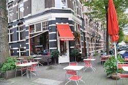 Italiaans Restaurant de italiaan Amsterdam Oud West