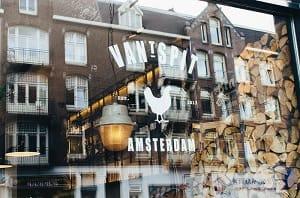 Restaurant Van t Spit Amsterdam de Pijp