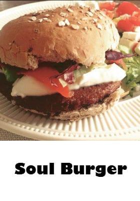 Soul Burger Pieter Heijestraat Amsterdam West