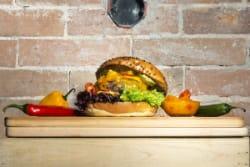 Burger Bar Amsterdam Geflipt