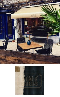Eetcafé Wijmpje Beukers, de Pijp Amsterdam