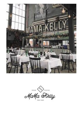 Restaurant Mama Kelly Amsterdam