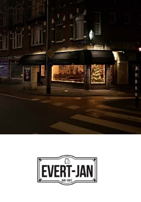 Bar Evert-Jan Amsterdam West