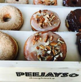 PEEJAYS doughnuts, Amsterdam centrum