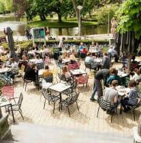 Restaurant Vondelpark 3, Amsterdam