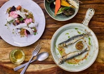 Bar Fisk, restaurant de Pijp Amsterdam