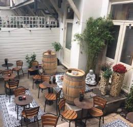 Shanghai Bistro Amsterdam
