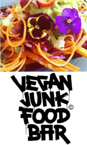 Vegan Junk Foodbar in de Pijp