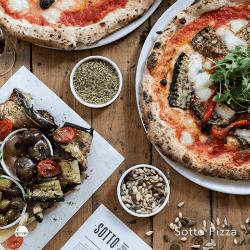 Sotto pizza Amsterdam centrum