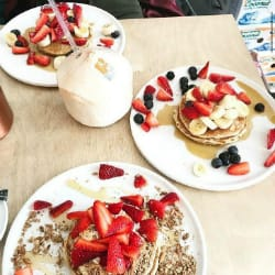 Mook pancakes centrum Amsterdam
