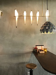 Restaurant The Birdhouse/interieur