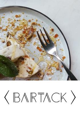 Restaurant Bartack in Amsterdam West aan de Postjesweg