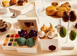 Afternoon tea Waldorf Astoria Amsterdam