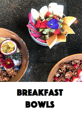 Breakfast bowls Amsterdam