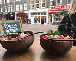 Breakfast bowls Amsterdam; Ferdinand Bowls
