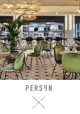Restaurant Persijn in Amsterdam Oost aan de Amstelvlietstraat