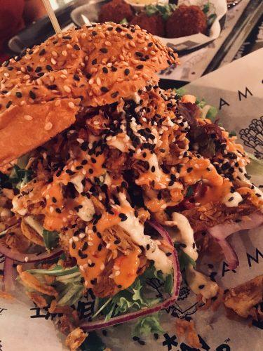 Burgers Amsterdam - Vegan Junkfood Bar