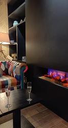 bBeste restaurants met een open haard Amsterdam Brooklyn