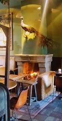 Beste restaurants met een open haard Amsterdam Lion Noir