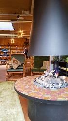 Beste restaurants met een open haard Amsterdam The Lobby
