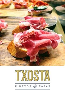 Txosta foodstand foodhallen amsterdam west