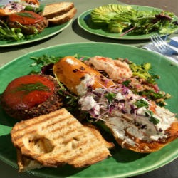 Vegabond - lunch